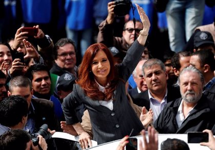 Cristina Fernández será candidata a vicepresidenta de Argentina
