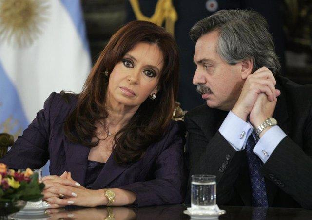 Argentina.- Cristina Fernández será candidata a vicepresidenta de Argentina
