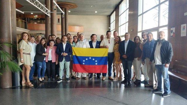 """26M.- Bermúdez Desea Una """"Pronta"""" Convocatoria Electoral En Venezuela Que Permita Recuperar Las """"Libertades Perdidas"""""""