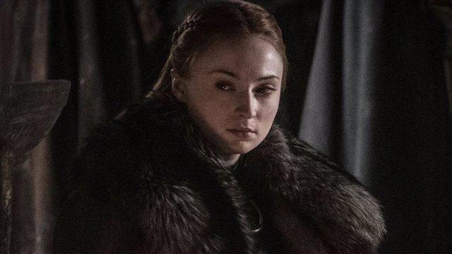"""Sophie Turner (Sansa) avisa otra vez del final de Juego de tronos: Preparaos para """"el peor dolor posible"""""""