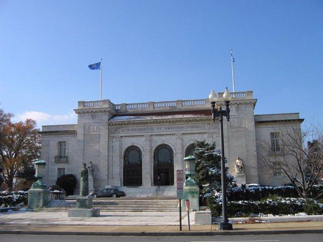 Sede de la OEA en Washington
