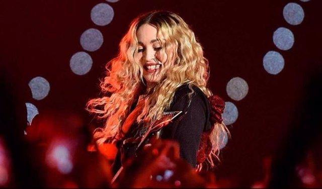 Madonna se hace esperar para desafinar en su actuación en 'Eurovisión 2019'