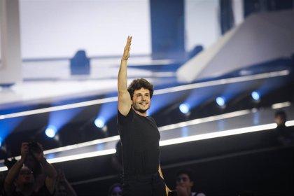 """Miki lamenta no estar en el 'top 10' en Eurovisión: """"Por alguna razón no ha podido ser"""""""