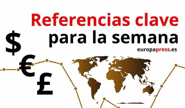 Economía.- Los resultados ceden protagonismo a los datos macro: referencias clave para la semana