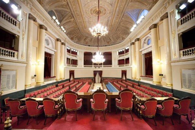 El Senado se constituirá el martes con 12 senadores menos, todos ellos pendientes de designación en cinco CCAA
