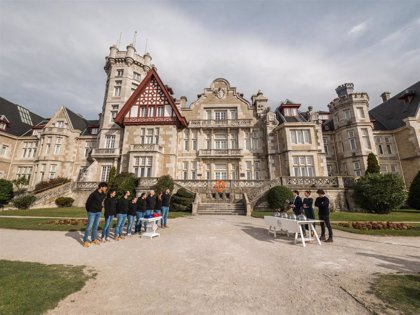 El martes se emite el programa de MasterChef en el Palacio de la Magdalena