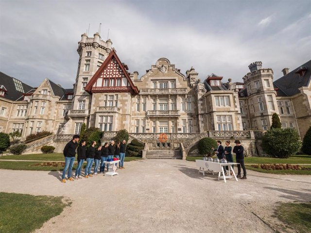 MasterChef emite el martes el programa grabado en el Palacio de la Magdalena de Santander