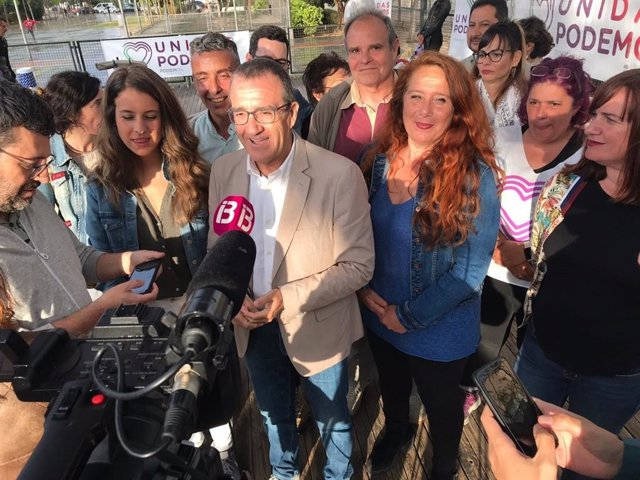 26M.- Unidas Podemos Promete En Ibiza Adquirir 6.000 Viviendas De Protección Oficial En Todo El Archipiélago