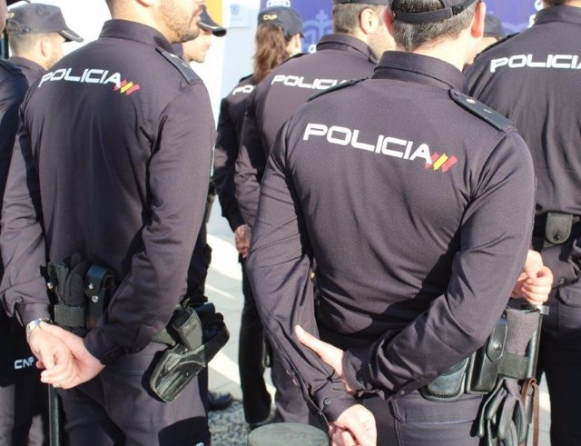 Málaga.- Sucesos.- Detenido por un incendio en un edificio ocupado de Málaga