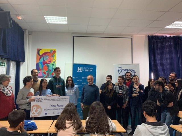 Huelva.- Diputación pone en marcha el concurso de vídeos de la segunda fase del proyecto europeo 'Recognize & Change'