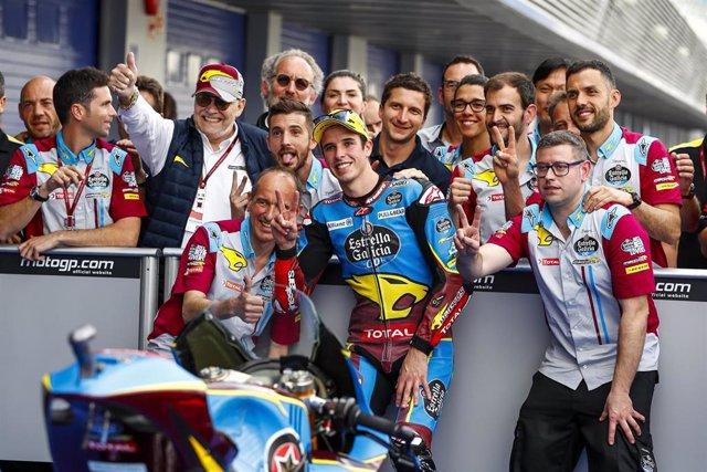 MOTO - MOTO 2 SPAIN 2019