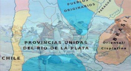 Las Provincias Unidas del Río de la Plata, el comienzo de la independencia de Argentina, Uruguay, Paraguay y Bolivia