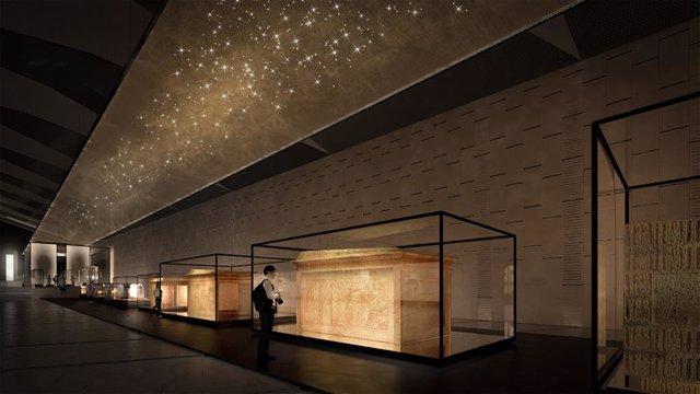 Gran Museo Egipcio de el Cairo