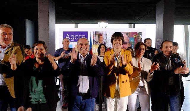 """26M.- Pontón Llama A Sumar El Voto """"Inconformista"""" En El BNG Frente A Un Feijóo """"Tocado"""" Al Que Apoya """"Pablo Fracasado"""""""