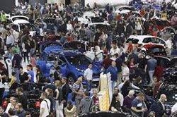 Automobile tanca amb més de 800.000 visitants en el seu centenari, un 10% més (FIRA DE BARCELONA)