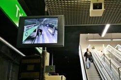 Empleats del Metro fan vaga aquest dilluns en una nova jornada contra la gestió de l'amiant (TMB - Archivo)
