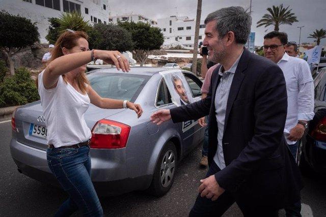 """26M.- Clavijo (CC), Seguro De Que Ganarán Las Elecciones Pese A Las Encuestas: """"Nos Lo Merecemos"""""""