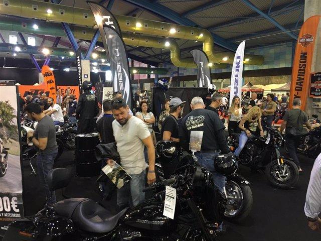 Málaga.- Málaga consolida el Salón de la Moto con más de 15.000 visitantes