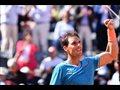 Nadal desmantela a Djokovic y se reafirma como el rey de Roma