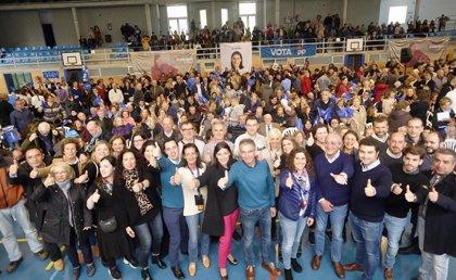 """Igual pide aglutinar el voto y evitar que Santander """"se paralice"""""""