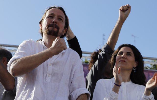 """26M.- Iglesias: """"Los Poderosos No Necesitan La Ley, La Gente Corriente, Sí"""""""