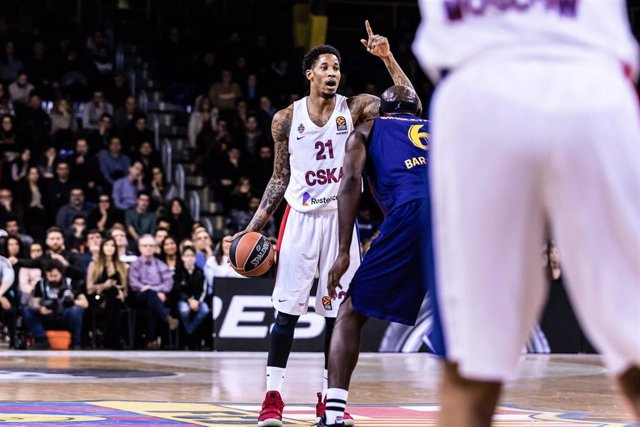 Basket: EuroLeague Basketball - FC Barcelona Lassa v CSKA Moscow
