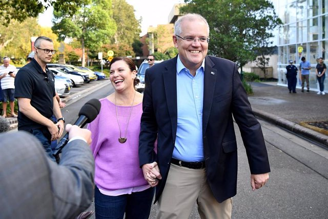 Morrison wins in Australian Election