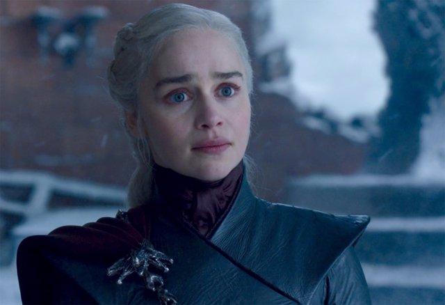 """Emilia Clarke habla del final de Juego de tronos: """"Apoyo a Daenerys, no puedo dejar de hacerlo"""""""