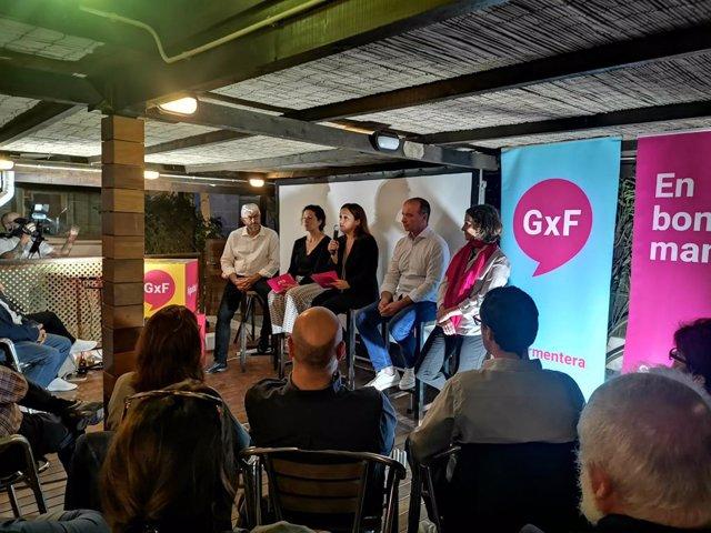 26M.- Gxf Proposa Un Servei De Transport A la Demanda Per als Majors De Formentera