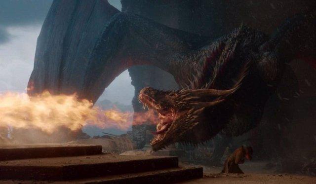 ¿Cuál Es El Destino De Drogon Al Final De Juego De Tronos?