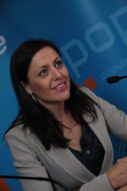"""Cristina Tavío deja """"momentáneamente"""" la política y pide el voto para Clavijo y Alonso"""