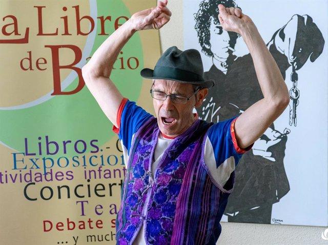 La Biblioteca Central acoge el día 22 la presentación del libro 'Coriolis', de Sergio Balbontín