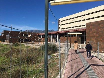 La Junta rescata las obras de ampliación del Hospital Costa del Sol