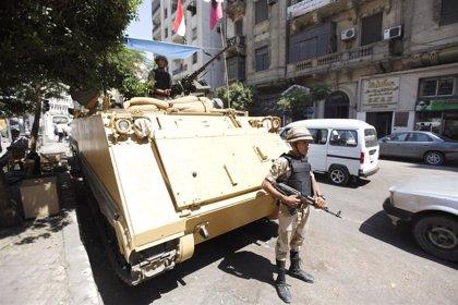Egipto anuncia la muerte de doce presuntos milicianos en varias operaciones en los alrededores de El Cairo