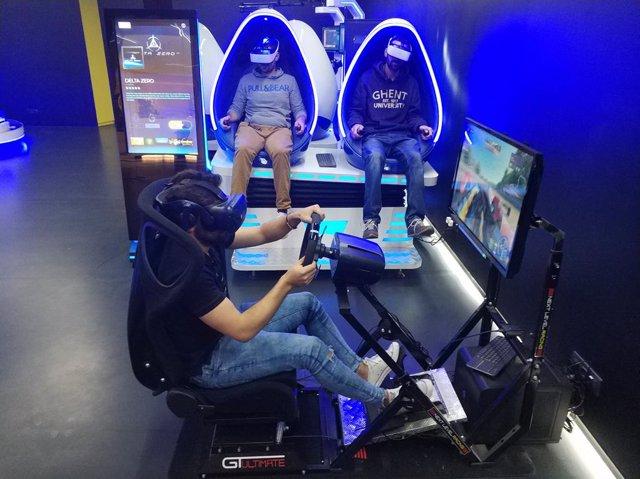 COMUNICADO: Parque Rioja Xperience inaugura 'Immotion', el primer centro de realidad virtual de Logroño