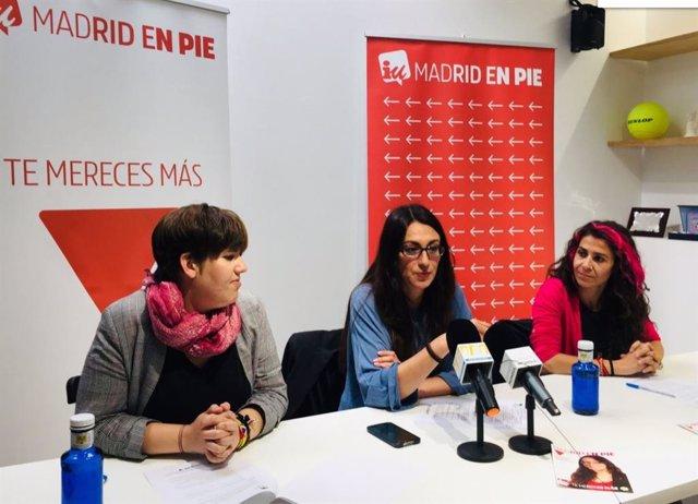 26M.- Madrid En Pie Propone Municipalizar Servicios En El Sur De La Comunidad Para Recuperar El Cinturón Rojo