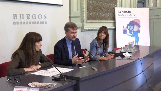 El Ayuntamiento de Burgos apuesta por la gratuidad en la programación educativa del próximo curso