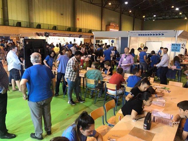 Sevilla.- La 17ª Feria de la Ciencia recibe más de 26.000 visitas en sus tres jornadas de divulgación y actividades