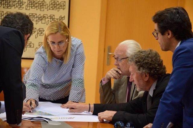 Málaga.- La Junta acuerda la construcción de una nueva terminal de autobuses en Fuengirola