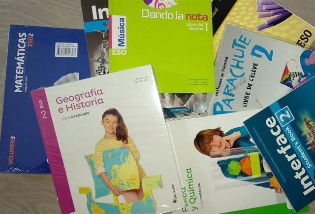 Córdoba.- Educación.- Cerca de 49.000 escolares de Primaria recibirán libros de texto nuevos el próximo curso 2019/2020