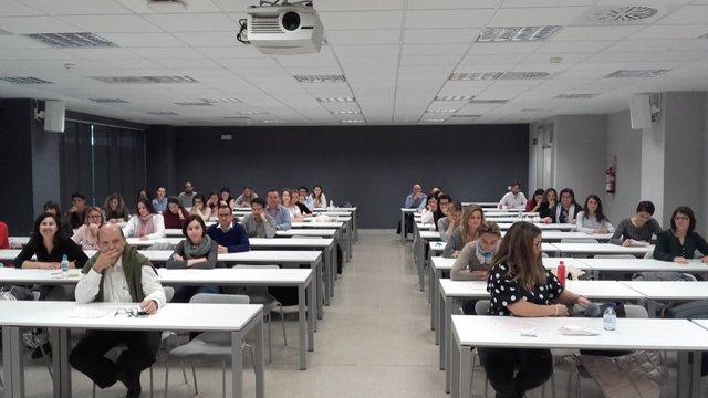 Més de 6.000 aspirants es presenten aquest dissabte a la prova d'accés a l'advocacia, 619 en l'Universitat de València