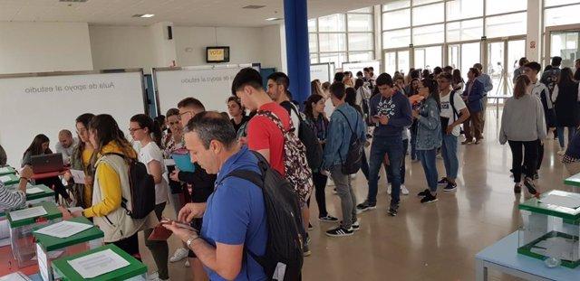 Cádiz.- Francisco Piniella y Casimiro Mantell pasan a la segunda vuelta en las elecciones a rector de la UCA