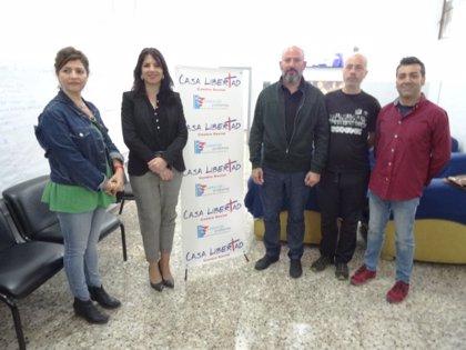 La Junta y Fundación Prolibertas reafirman su compromiso para atender a personas en riesgo de exclusión