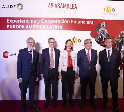 La 49 Asamblea de ALIDE reúne en Madrid a la Banca de Desarrollo de la Unión Europea, América Latina y Caribe