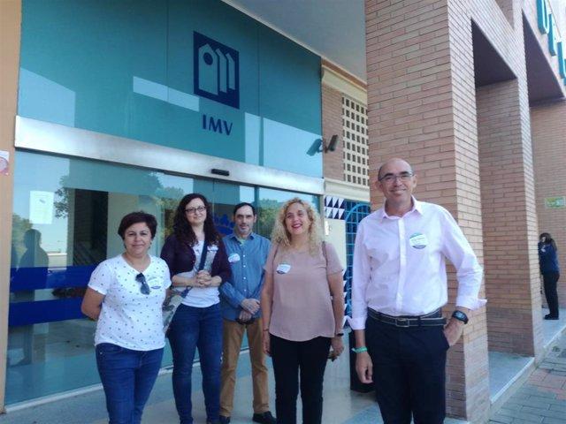 Málaga.- 26M.- Adelante Málaga promoverá la construcción de 2.000 viviendas de VPO en alquiler