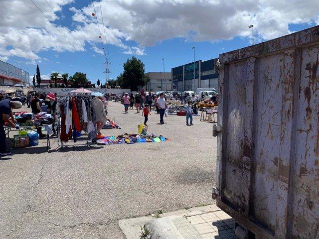 El Gran Mercado del polígono de Marratxí estrena nueva ubicación para cumplir con las normas de seguridad