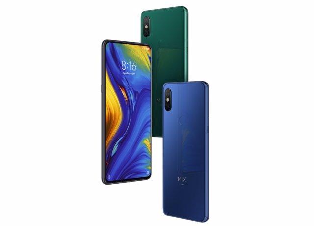 Xiaomi inicia en Suiza la comercialización europea de su 'smartphone' Mi Mix 3 5G