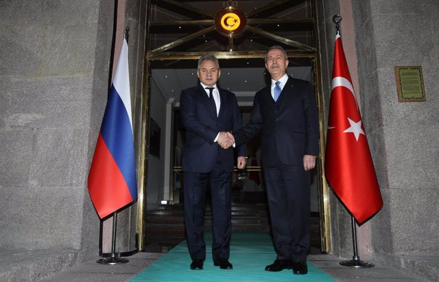 Russian Defence Minister visits Turkey