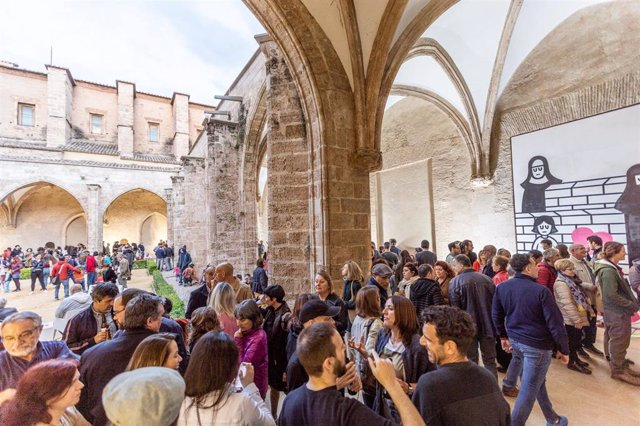 EL CENTRE DEL CARME RECIBIÓ 5.596 VISITAS EL DÍA INTERNACIONAL DE LOS MUSEOS