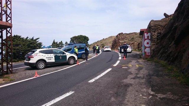 Sucesos.- Detenido en Girona un grupo criminal relacionado con un intento de asesinato en Francia